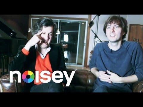 In the Studio with Phoenix - Noisey Specials