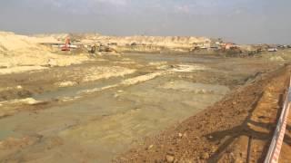 قناة السويس الجديدة : الانتهاء من حفر قناة الاتصال بالكيلو 89