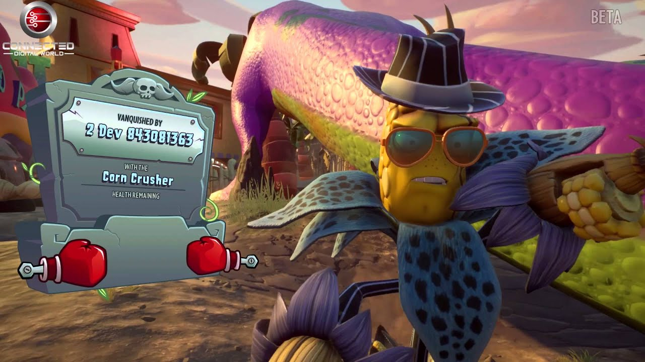 Plants Vs Zombies Garden Warfare  Gardens And Graveyards Seeds Of Time Zombie Gameplay