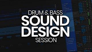 Sound Design Livestream!
