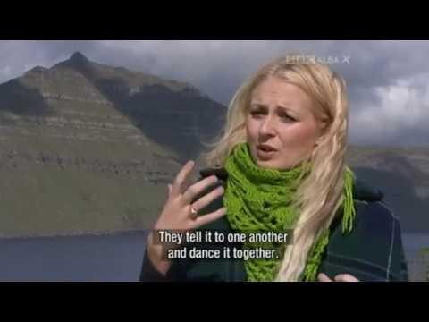 Faroese Chain Dance 1/2