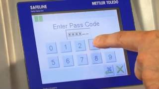 Mettler Toledo Safeline Powerphase Pro Select Metal Detector Eliminates the Need to Change Settings