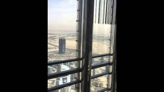 Burj Khalifa @ At.mosphere to the top 2016