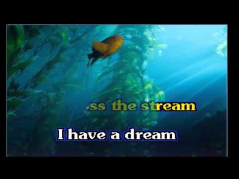 I have a Dream Mamma Mia karaoke