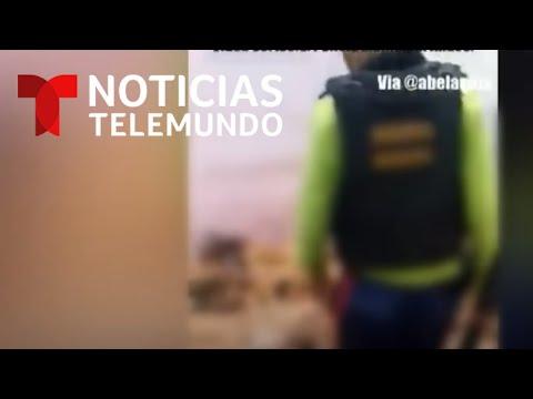 Un impactante video revela cómo torturan a presos en Venezuela | Noticias Telemundo