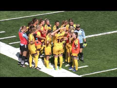 Queens VS. Ravens OUA Womens Soccer