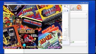 Installing MAME in HyperSpin with Full Joystick Navigation Support