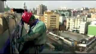 Высотные работы - Киев(http://optis.kiev.ua Высотные работы, промышленный альпинизм., 2011-03-01T21:24:08.000Z)