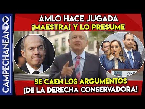 AMLO DARÁ SU PRIMER INFORME ¡CON UNA JUGADA MAESTRA! EL PRI Y PAN NO LO PUEDEN CREER
