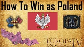 EU4 - How To Win as Poland