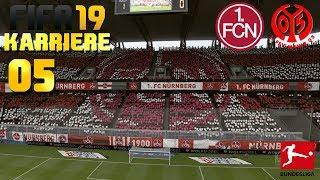 FIFA 19 KARRIERE [#05] ⚽ 1.FC Nürnberg vs. FSV Mainz 05, 2. Spieltag   Let
