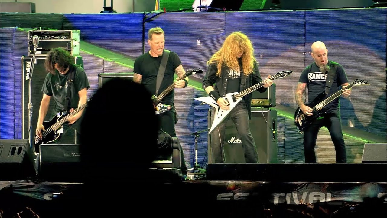 7b2b0e36 Dave Mustaine wants to see a final 'Big Four' concert before Slayer's  breakup