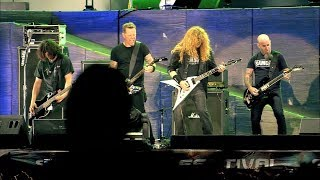 Metallica: Am I Evil? (Live w/ The Big 4) [The Big 4: Live in Sofia, Bulgaria] YouTube Videos
