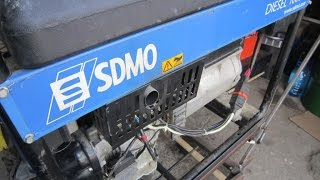 видео Где купить генератор дизельный SDMO? Интернет магазин GEnergy.ru – продажа дизельных генераторов СДМО в Москве и доставкой по России.