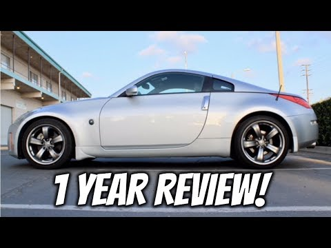 Nissan 350Z: 1 Year Ownership Review