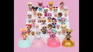 ВСІ ляльки ЛОЛ 1 серія* відео для дітей ALL dolls LOL episode 1