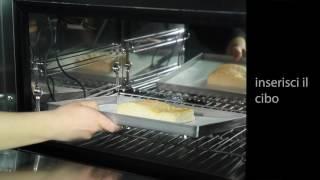 Surgelazione delicata manuale con Freddy