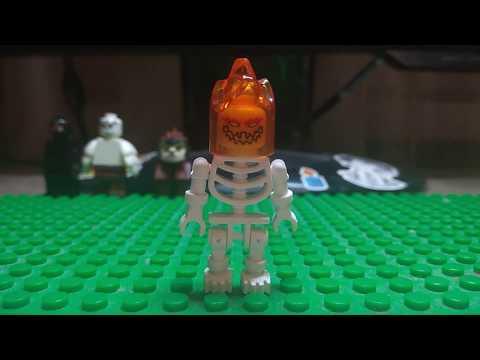 Лего фигурки SCP(ужасы) новая часть #2