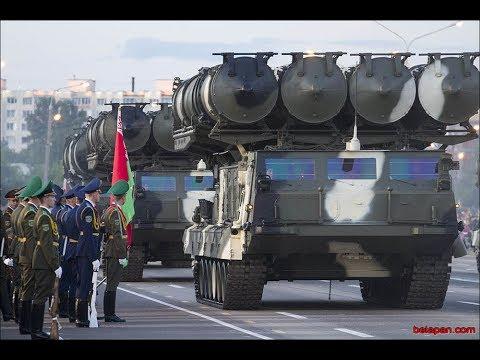 Военный Парад Минск, Беларусь 03.07.2017/ Military parade Minsk, Belarus