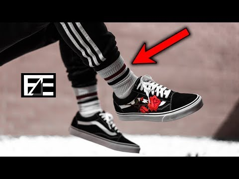 How to PROPERLY STYLE CHEAP SHOES