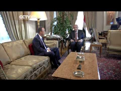 Cairo to Host Fresh Peace Talks