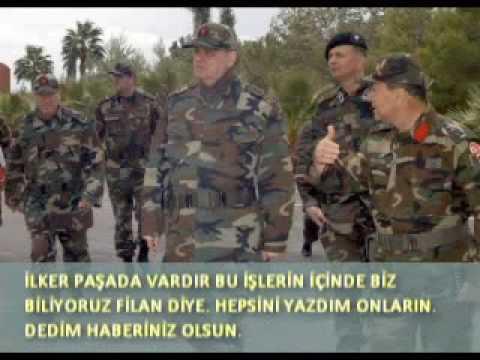 ALBAY HASAN ATİLLA UĞUR'UN ŞOK SES KAYDI