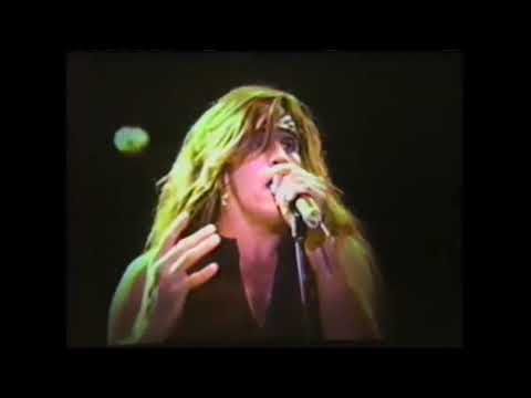 Foreigner - Live in Fresno 1991 (PRO SHOT VIDEO) RARE