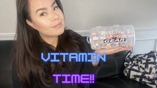 19 \u0026 20 WEEKS POST OP | RNY | GASTRIC BYPASS | DAILY VITAMINS