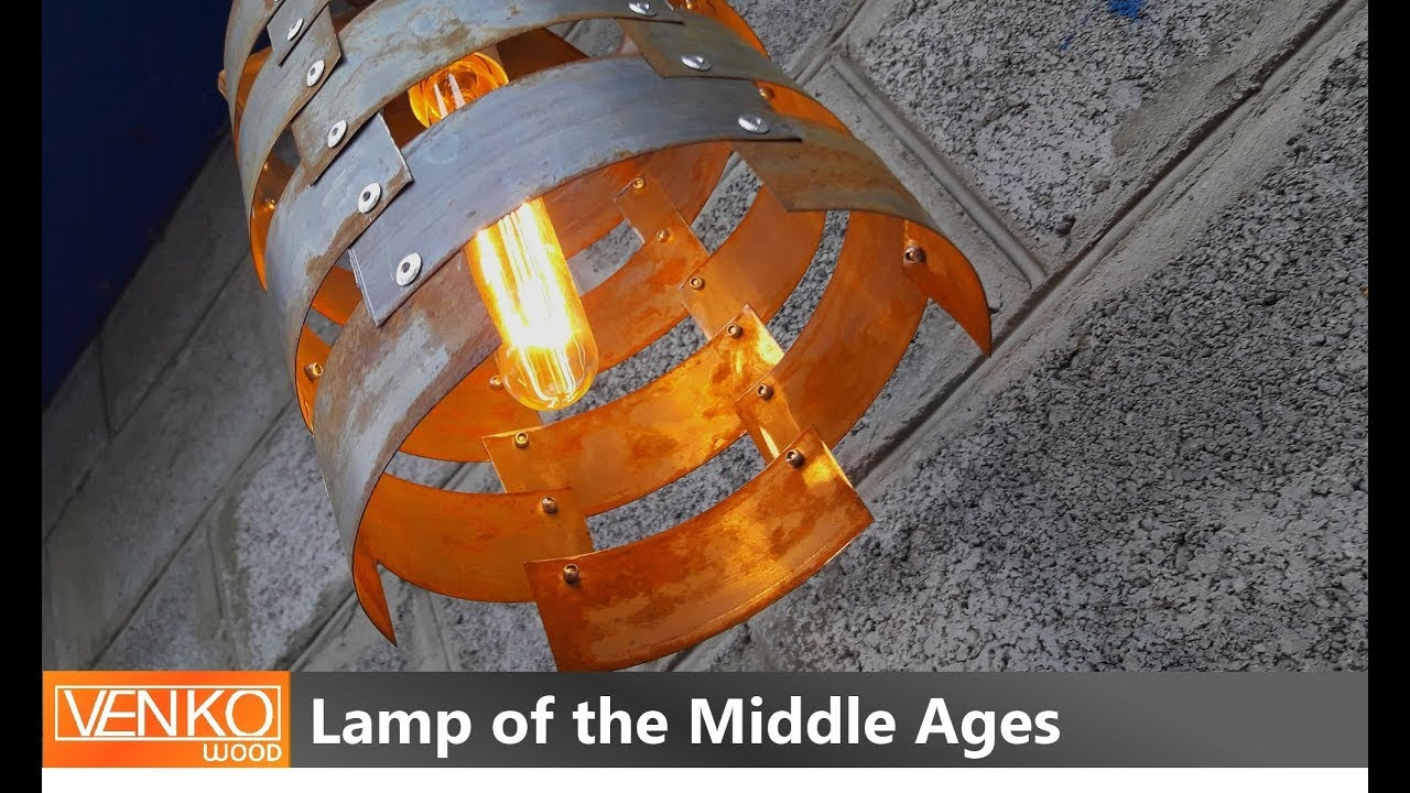 Lamp of the Middle Ages