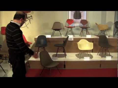 herman miller shell chair dating