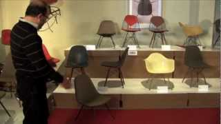 Charles + Ray Eames 14 Pound Low Lounge Chair