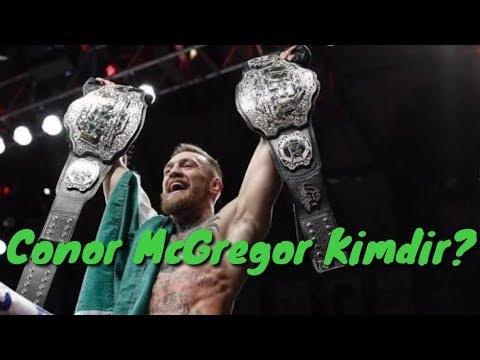 """UFC Türkiye Anlatıyor """"KİMDİR?"""" - #7  Conor McGregor Kimdir?"""