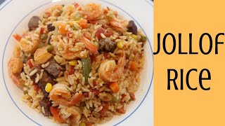 How to make Jollof rice: Cameroon style