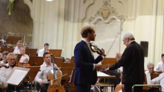 Paganini Violin Concerto 1 - 3rd Movement - Florian Rago