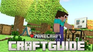 Minecraft Mods: Crafting Guide Mod 1.13/1.12.2 Installation Tutorial #01