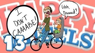 TAKE ME RIGHT HERE! - Happy Wheels - Part 13