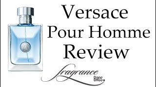 Versace Pour Homme Re-Review! Best cheapie!