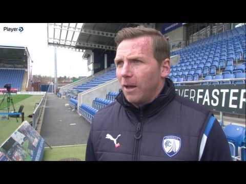 Ritchie Humphreys Post Mansfield Town