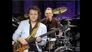 Jack Bruce & Ginger Baker on Letterman, February 9, 1990 (stereo)