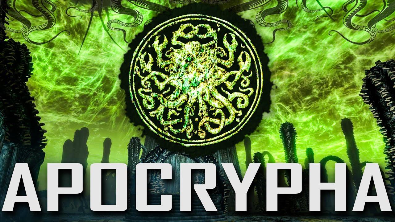 Apocrypha - Skyrim - Curating Curious Curiosities