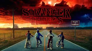 Stranger Things Soundtrack | S02E08 Should I Stay or Should I Go by The Clash