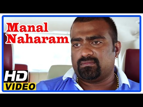 Manal Naharam Tamil Full Movie | Scenes | Jaise Jose Fights With Pakistani People | Goutham Krishna