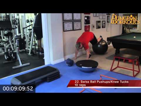 Episode 3 - Ripped Abs - Full Body Conditioning Workout
