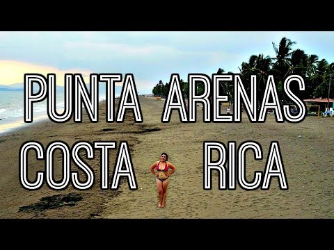 Lovely Punta Arenas | Costa Rica Travel Diary Ep. 1