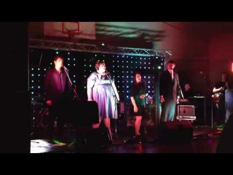 NYOS Charter School Rock Band Concert 2014 - Lean on Me
