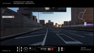 Gran Turismo™SPORT Tokyo Lap