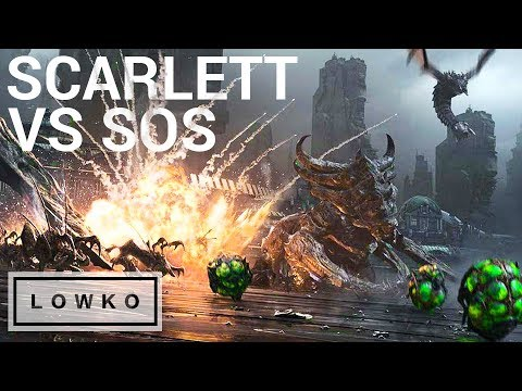 StarCraft 2: TOURNAMENT GRAND FINALS! (Scarlett vs sOs)
