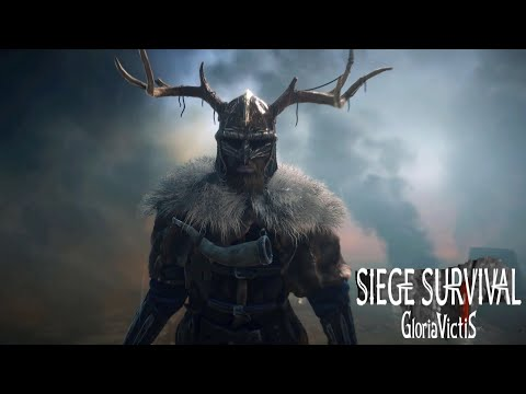 Strategy, Stealth, Management & Compelling Narrative in One Game - Siege Survival Gloria Victis 2021 |