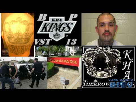 Kings Have Arrived KHA Tagging Crew/Gang History (Baldwin Park, CA)