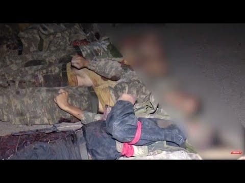 ՍԵՆՍԱՑԻՈՆ ԽՈՍՏՈՎԱՆՈՒԹՅՈՒՆ․․․Հակառակորդը նախ խոշտանգել է 9 հայ զինվորներին, ապա սպանել